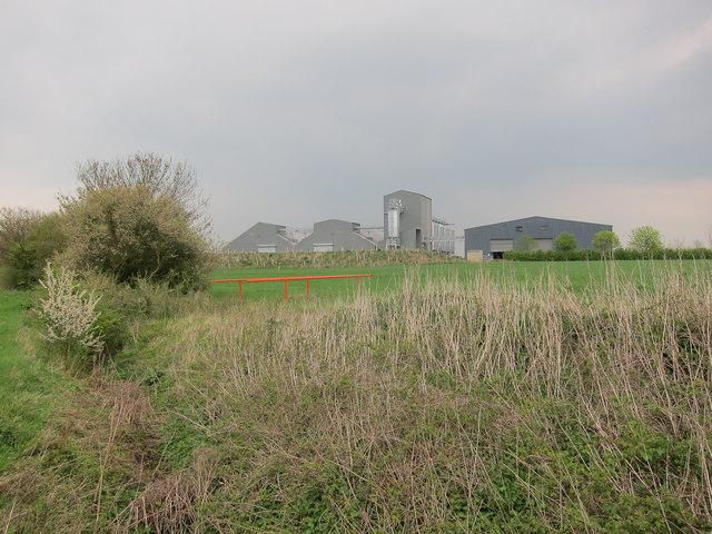 New silos