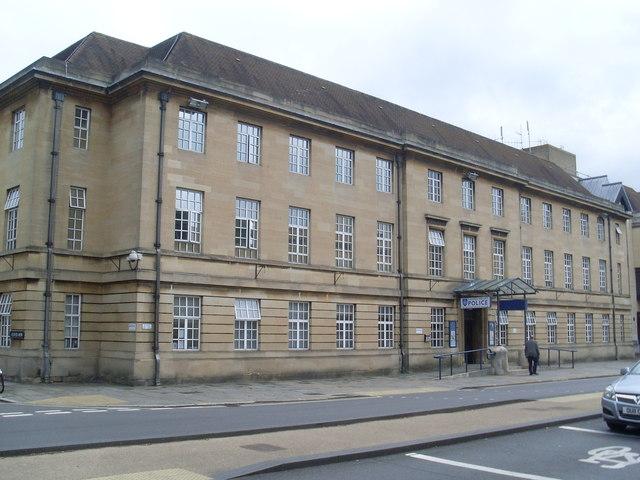 Oxford Police Station