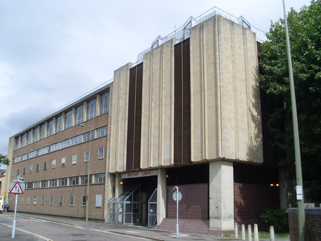 Central Telephone Exchange, Oxford (2)