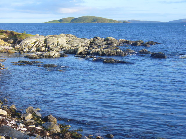 Shoreline at Pol a' Charra