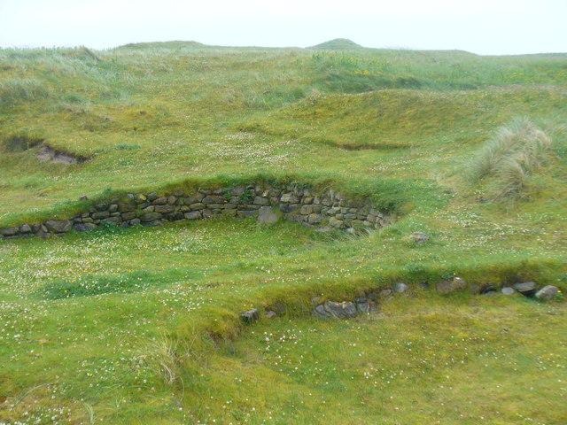 Wheelhouse Remains