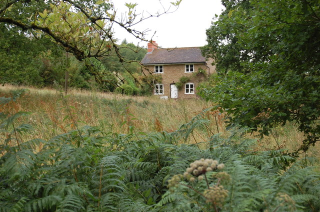 Cottage at Putley Common