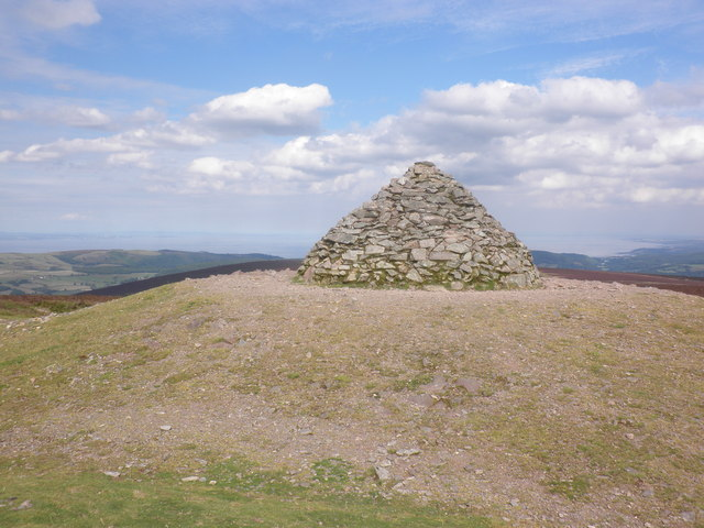 Cairn, on Dunkery Beacon