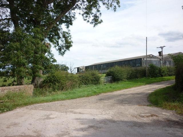 Buildings at Millingdale Farm