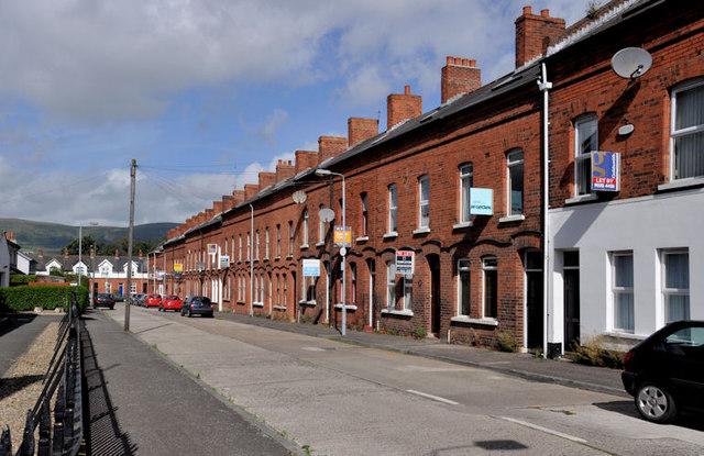 Rathdrum Street, Belfast