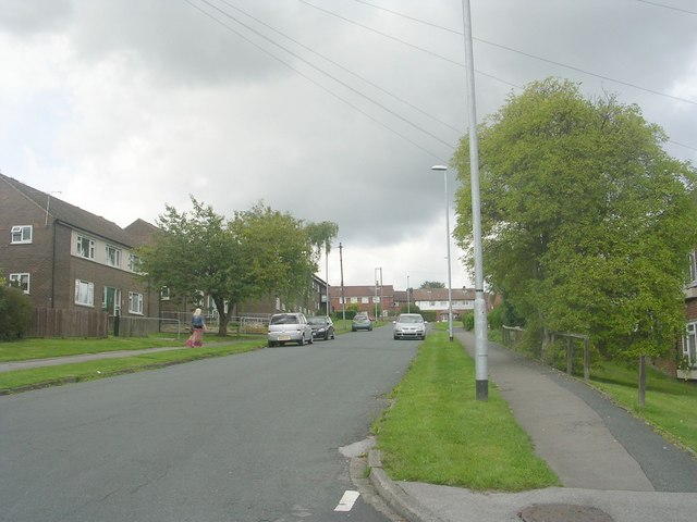 Springfield Mount - viewed from St James Drive