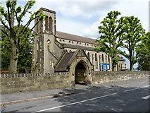 SO9590 : Church of St John the Evangelist by Richard Law