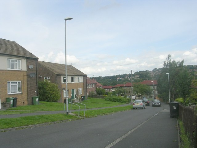 St James Walk - Springfield Mount