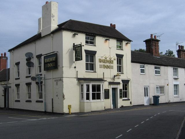 Stafford - Railway Inn