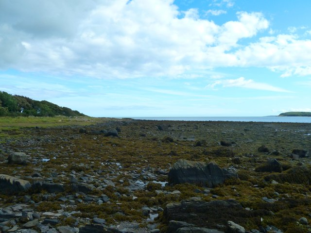 Garlieston Bay