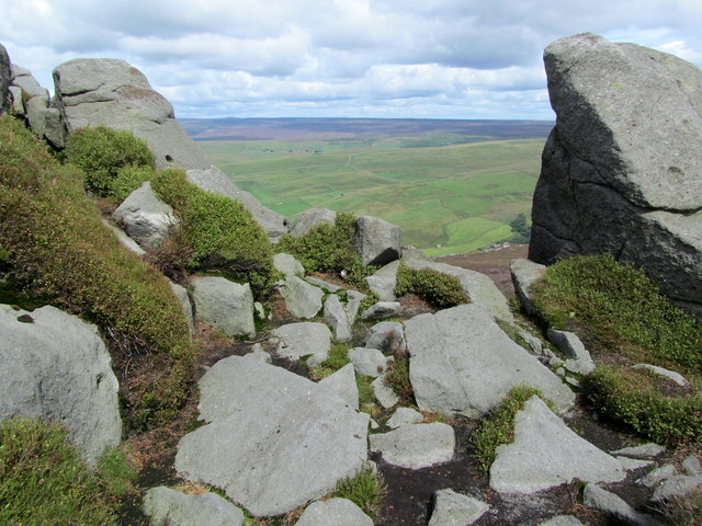 A View from Simon's Seat