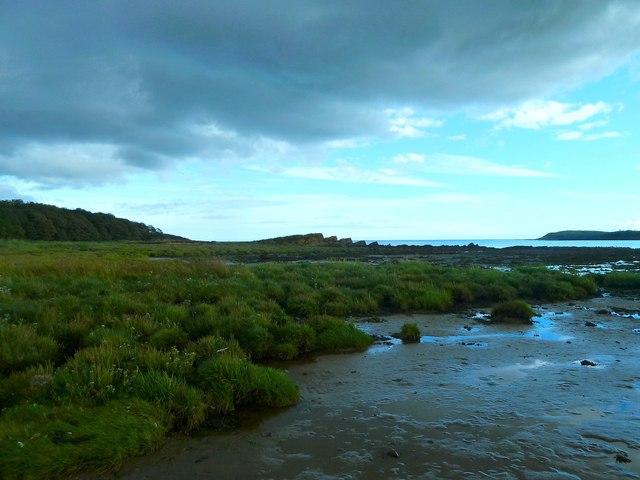 Garlieston Bay
