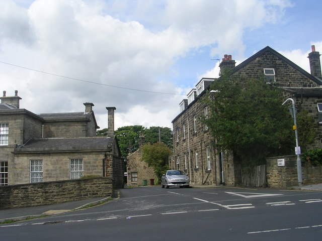 Drury Lane - viewed from New Street