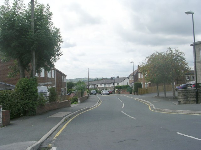 New Street - viewed from Drury Lane