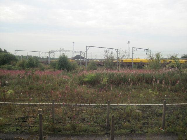 Link rail line to Basford Hall