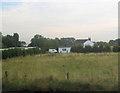 SJ7058 : Bridge Farm from West Coast main Line by John Firth