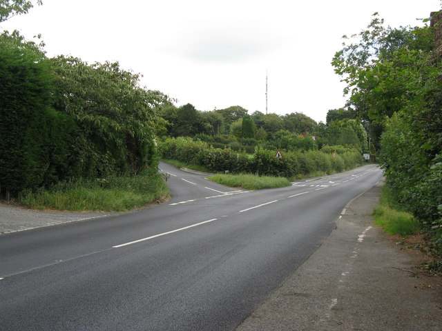 Dads Hill off the B2102