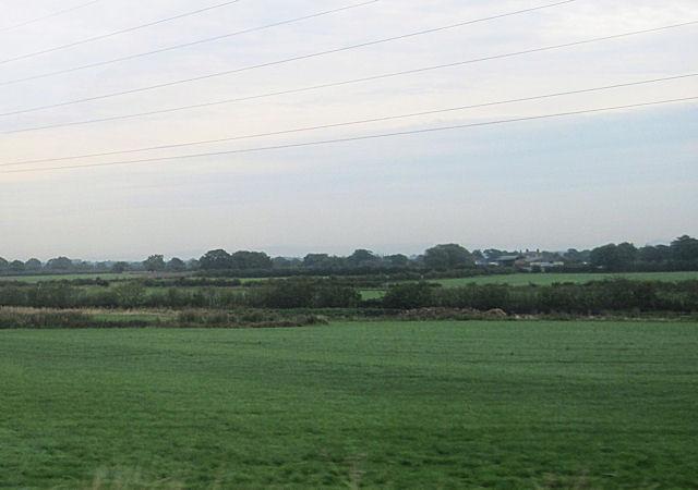 Farmland at Moss Field Farm