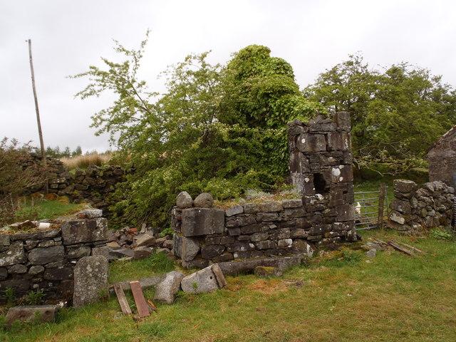 Ruins at Kirriemore