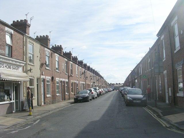 Queen Victoria Street - Albemarle Road
