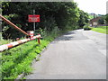 SE0619 : No footpath through Sonoco plant by Chris Wimbush