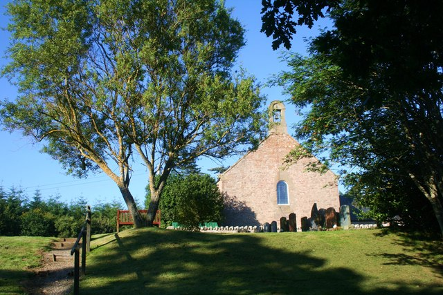 Church by Tornagrain