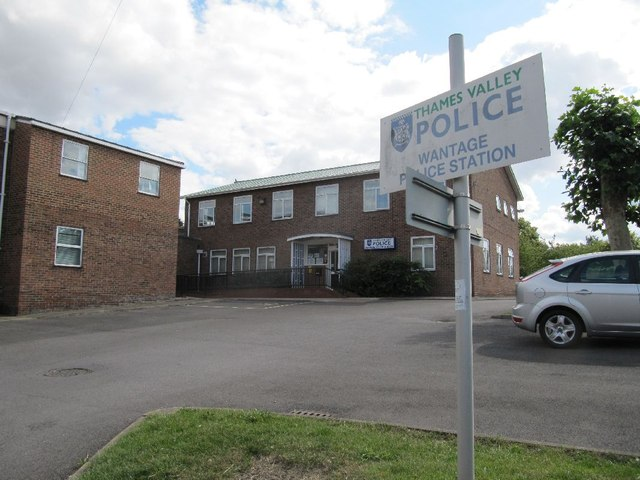 Wantage Police Station