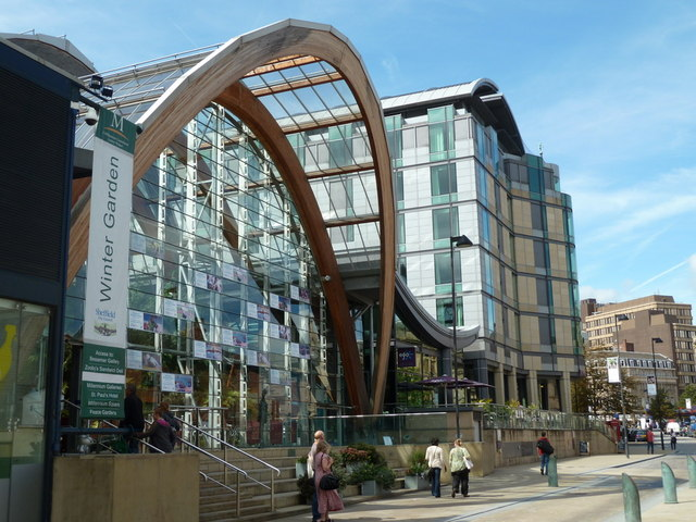 Winter Garden, Sheffield