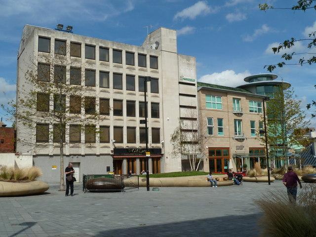 Tudor Square, Sheffield