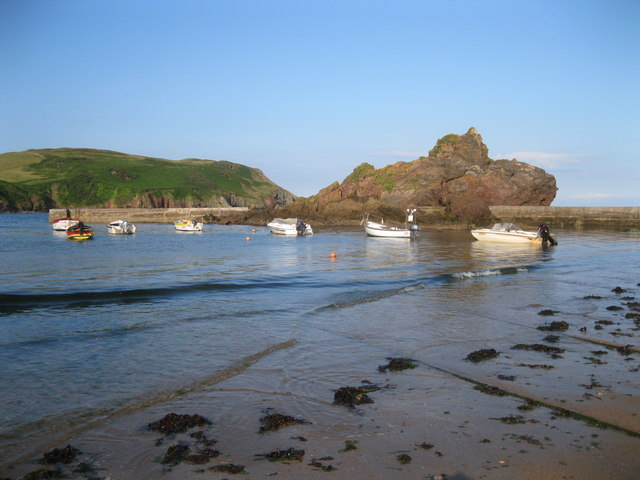 Hope Cove Harbour