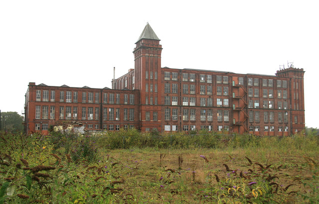 Horrockses Mill, Moses Gate