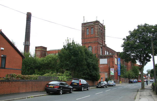 Century Mill, Farnworth