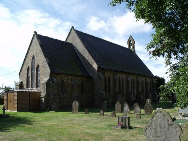 St Oswald's Church, Walcott
