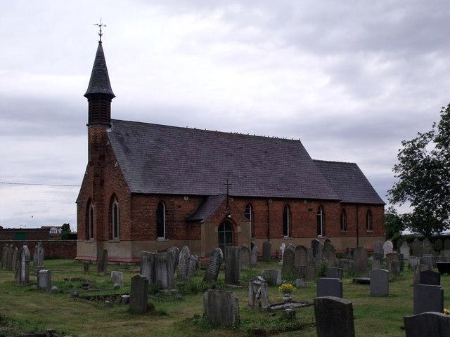 St Luke's Church, North Kyme