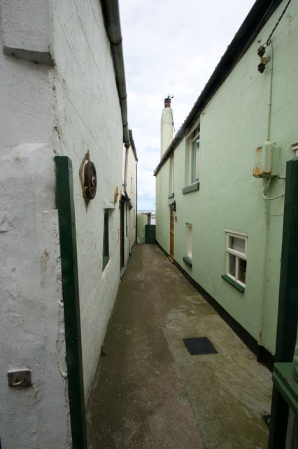 Cottages, Staithes