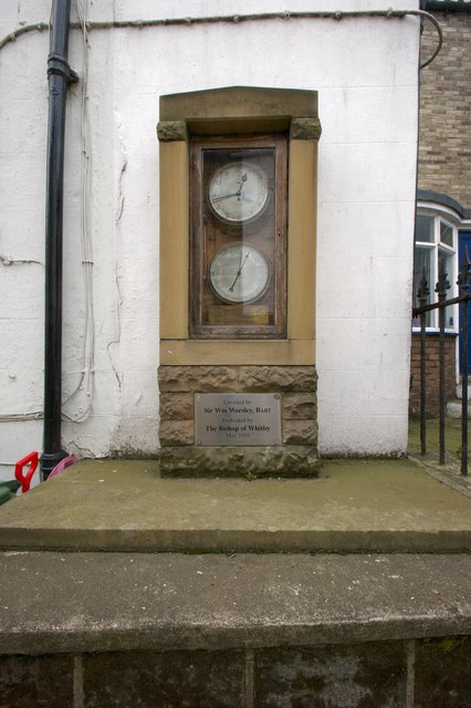 Monument, Staithes