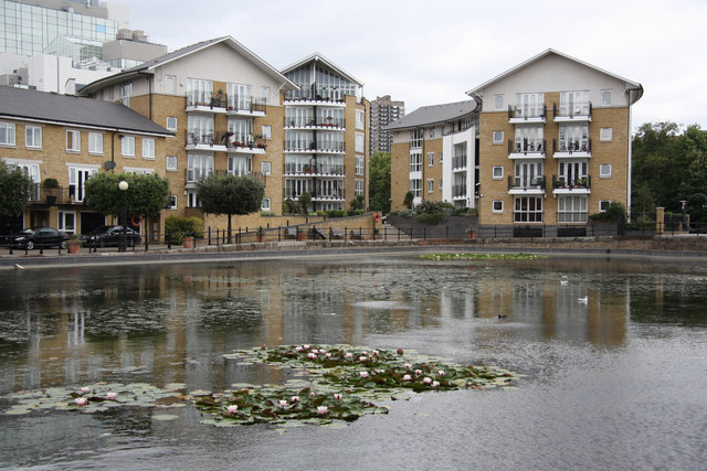 Wapping Basin