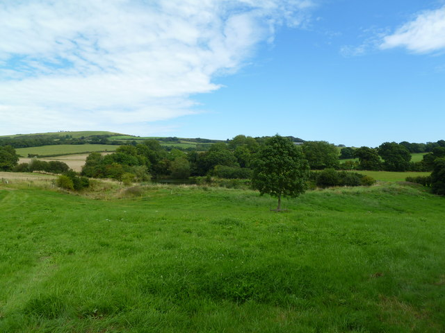 Sturthill, pond