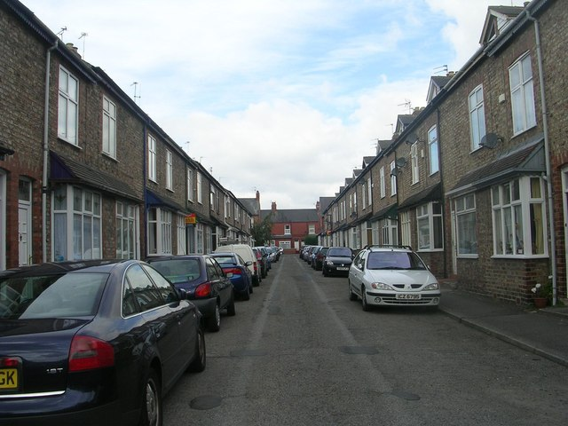 Westwood Terrace - viewed from Passage off Jamieson Street