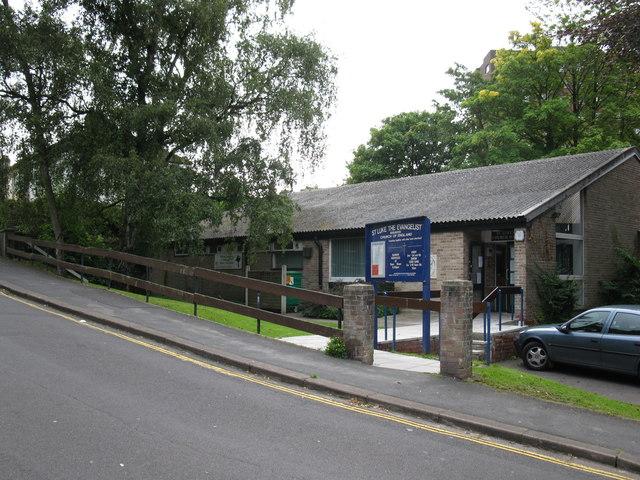 St Luke the Evangelist parish hall