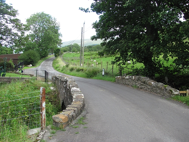 Bridge, South Loch Tay road