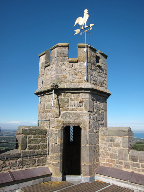 Top of St Andrews Church