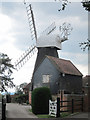TQ9550 : Charing Mill by Oast House Archive