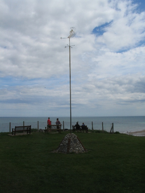 East Runton Surfers' Memorial