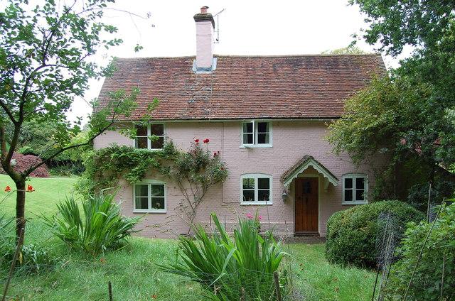 Pink Cottage at Highlands Farm, near Dallington
