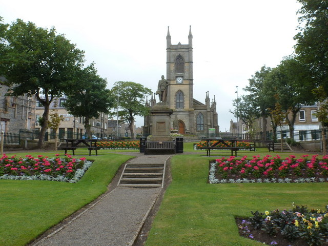 Thurso: Sir John's Square