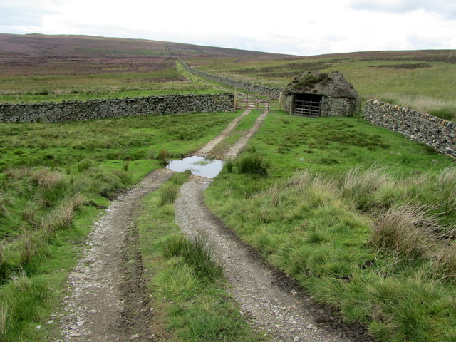 Approaching White Wham Beck