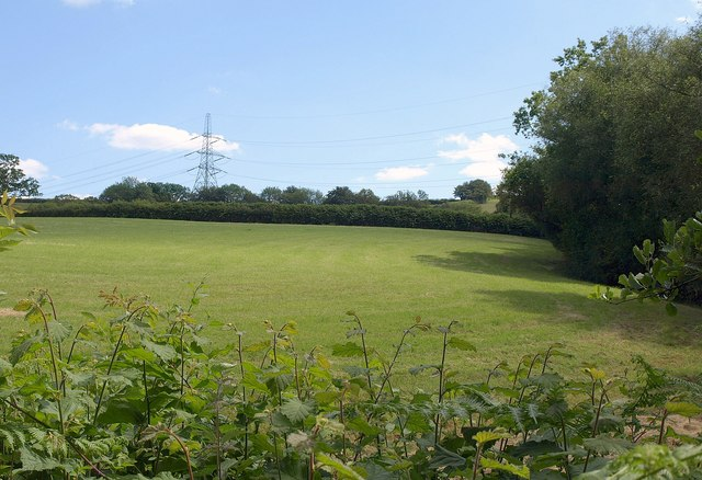 Field by the B3227