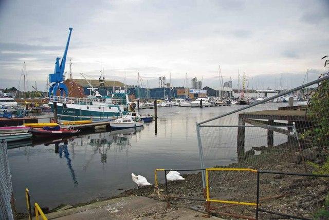 Ipswich Marina & Nicola Anne