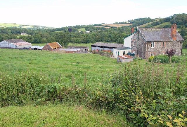 Parsonage Farm, Petton